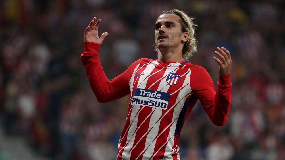 El Atlético denuncia al Barcelona por mantener contactos con Griezmann