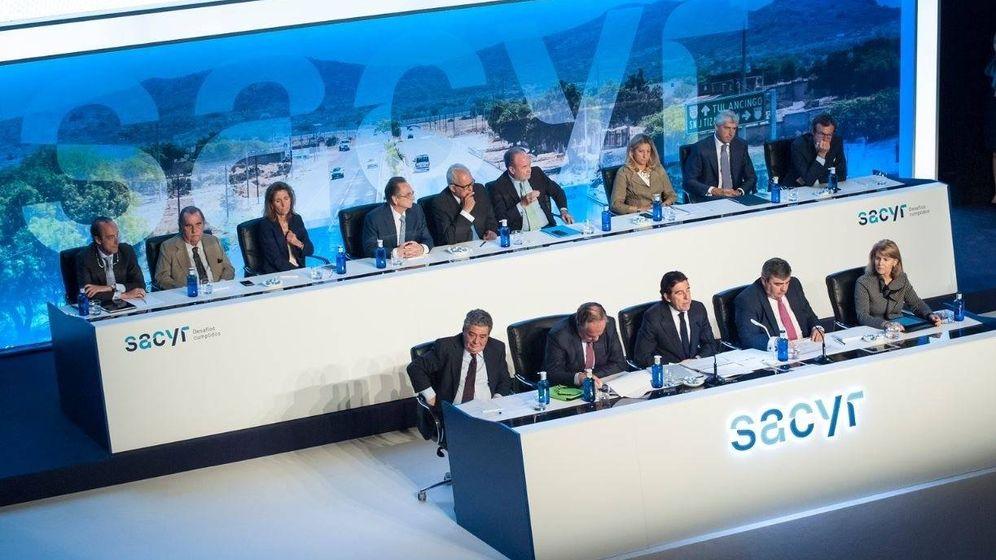Foto: Junta general de accionistas de Sacyr 2019. (EP)