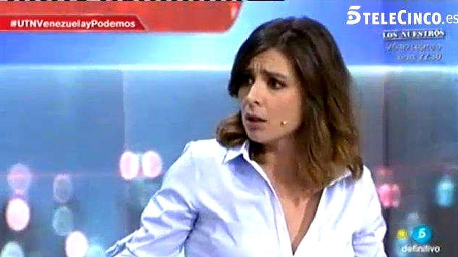Foto: Sandra Barneda (Telecinco)