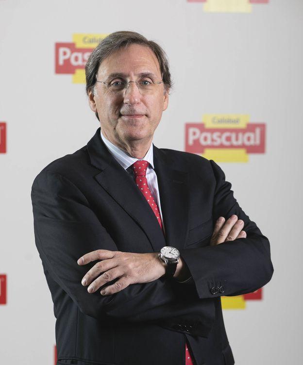 Foto: Tomás Pascual, presidente de Calidad Pascual.