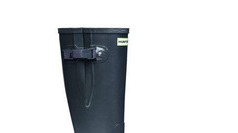 Una botas de agua aptas para gemelos fuera de serie