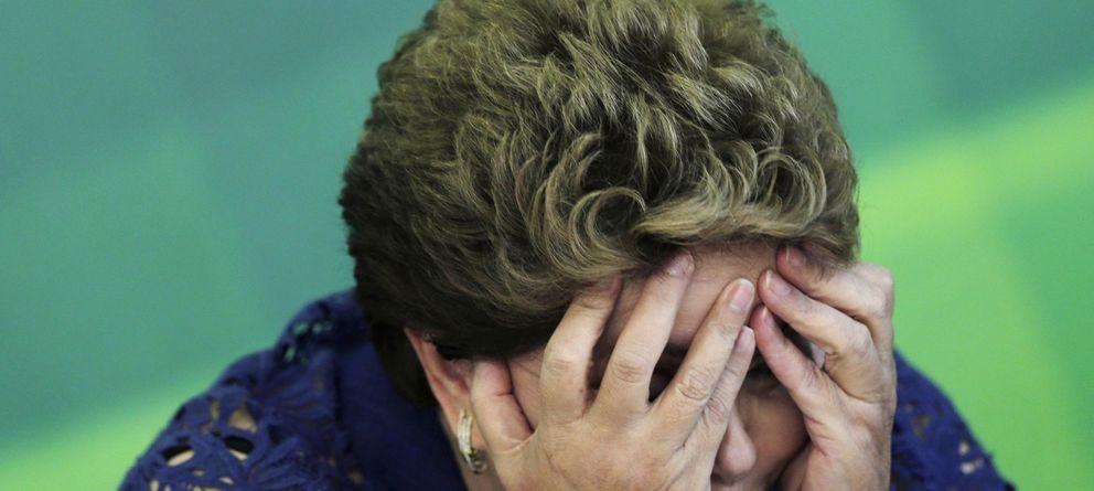Foto: La presidenta brasileña, Dilma Rousseff, tiene que lidiar con el peor panorama económico en años. (Reuters)