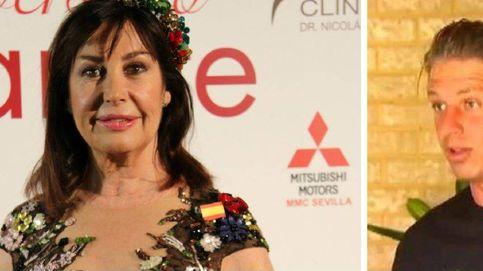 Carmen Martínez-Bordiú 'esconde' a su novio compiyogui en Sevilla