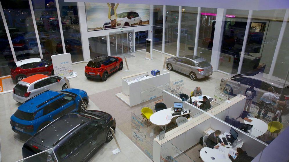 Foto: Gran parte del crédito al consumo se dirige a la compra de coches.