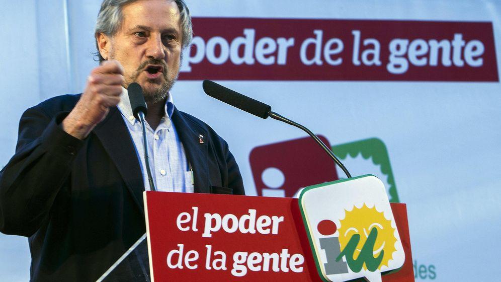 Foto: El eurodiputado Willy Meyer. (EFE)