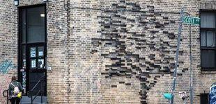 Post de La ilusión óptica que ha aparecido en Brooklyn es de un artista español
