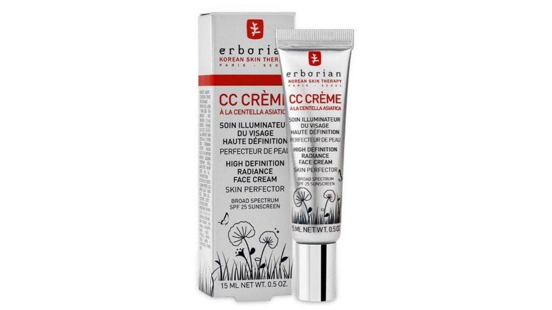 CC Crème a la Centella Asiática de Erborian.
