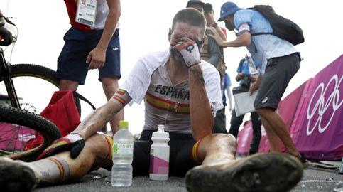 ¡Acuérdate de tu hijo!: el grito en plena carrera que llevó a Valero al bronce en MTB
