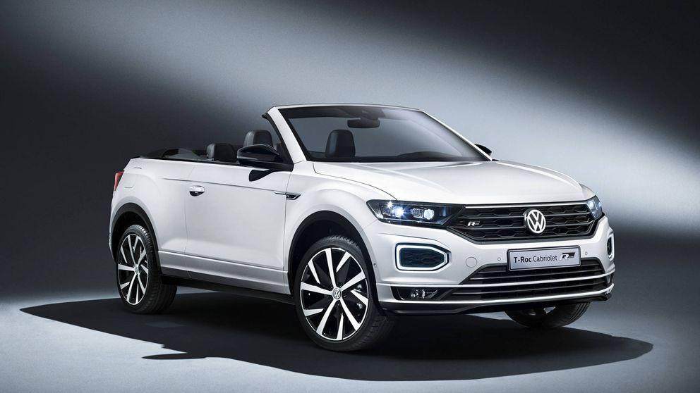 Volkswagen T-Roc Cabrio, un SUV descapotable accesible