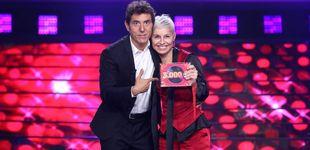 Post de Soraya repite como ganadora en la cuarta gala de 'Tu cara me suena 7'