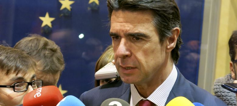 Foto: El ministro español de Energía. (EFE)