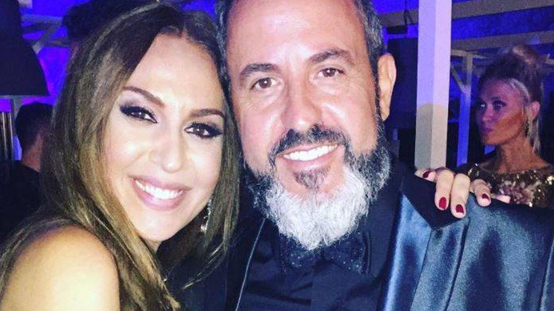Mónica Naranjo y Óscar Tarruella. (Instagram)