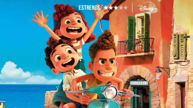 'Luca': la última de Pixar es superficial, encantadora y solo para niños
