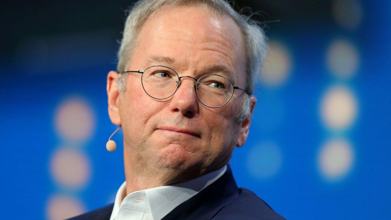 El relevo de un 'dinosaurio' de Google: Eric Schmidt cesa como presidente ejecutivo