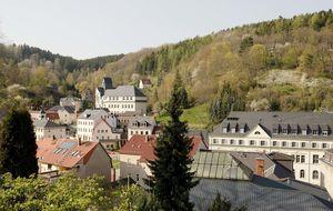 Glashütte, la capital de los relojes