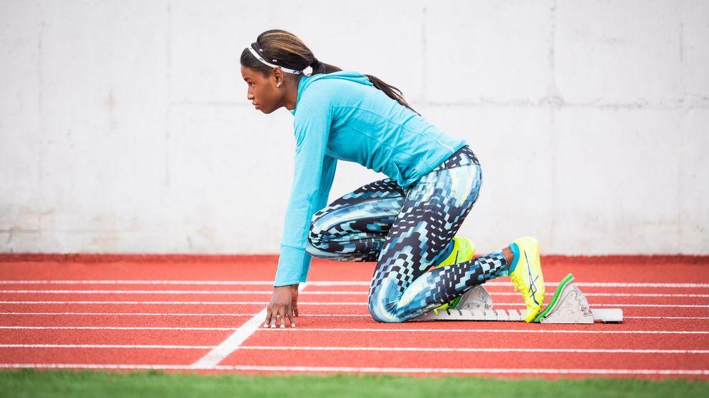 Asics asegura una estrella: la Usain Bolt de 16 años firma un contrato millonario