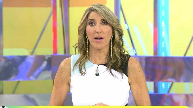 Paz Padilla se pone chula ante los reproches de Rocío Carrasco en 'Sálvame'