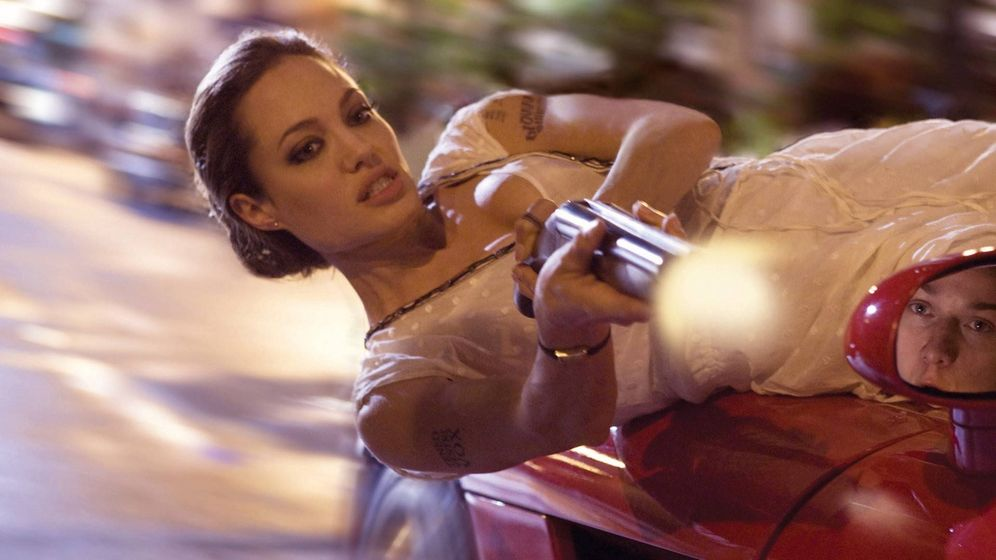Foto: Angelina Jolie en una imagen de archivo.