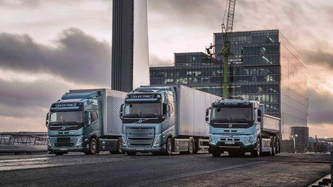 Volvo Trucks despliega su amplia gama de camiones eléctricos