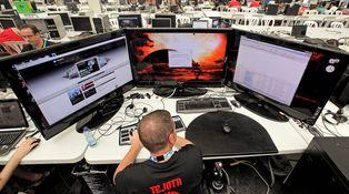 ¿Qué sucede en internet en un minuto? El gráfico que mata a la prensa ('online')