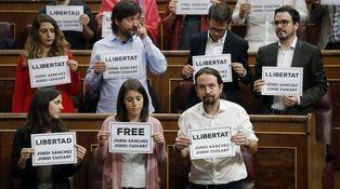El independentismo reabre el cuento de la España represora