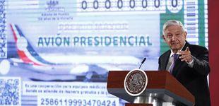 Post de Así es el avión presidencial que López Obrador sortea: puede ser tuyo por 24 euros